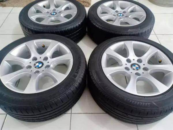 Velg ring 16 oem bmw e90 plus ban