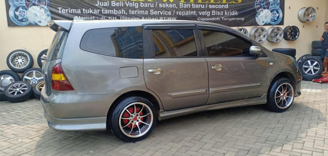 Pusatnya Velg Mobil Tangerang